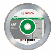 Алм. диск Bosch 125*1,6*22 Prof for ceramic FPE сегмент 7мм