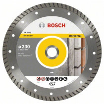 Алм. диск Bosch 180*2,5*22 Prof for Universal Turbo UPE-Т сегмент 10мм